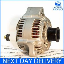 FITS JAGUAR XJ8/XK8 3.2/4.0 V8 INC SCH 1996-2005 GENUINE DENSO 120AMP ALTERNATOR