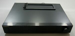 Technics ST-X301L FM/AM Stereo Tuner HiFi Separate Black Used - Free Delivery