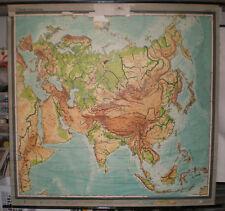Scheda crocifissi Muro Carta schulkarte Asia Asia Cina 6m 1955 Roll carta 210x203cm