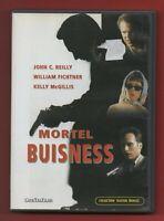 DVD - MORTAL BUISNESS con John C. Reilly, Willaim Fichtner y Kelly McGillis