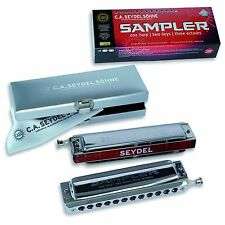 C.a. Seydel Söhne HOHNER Sampler in C/G NUOVO