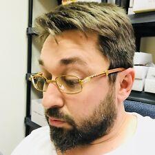 Gafas Lentes Espejuelos y Oculos de Sol Migos Para Hombre Masculinos Clear Lens