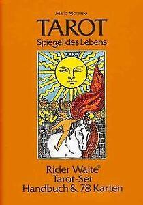 Tarotkarten, Rider Waite Tarot, m. Handbuch 'Tarot, Spie...   Buch   Zustand gut