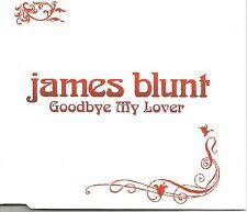 JAMES BLUNT Goodbye My Lover w/ UNRELEASED & DEMO CD Single PIXIES TRK SEALED
