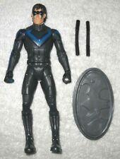 Batman Arkham City - Nightwing (legacy edition) - 100% complete (Mattel)