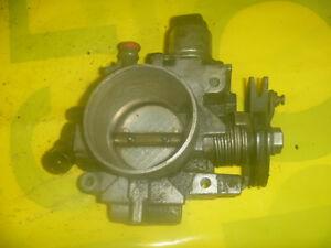 00-02 Pontiac Sunfire Chevrolet Cavalier Throttle Body AT VIN 4 8th #4 OEM 2.2L