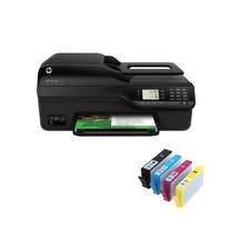 HP Officejet 4620/4622 e All in One CZ152B Multifunktionsdrucker USB Farbe