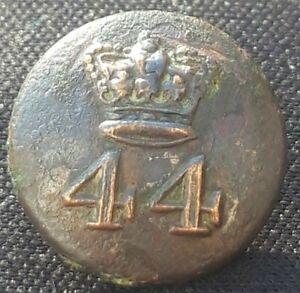 44th Regiment of Foot (East Essex) 16mm Button Field Dug