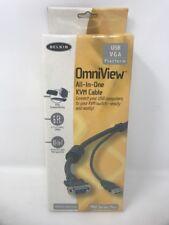 Belkin OmniView USB/VGA Platfrom F3X1952-06 New In Box