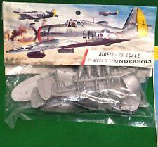 Airfix scala 1/72  P-47D Thunderbolt Red Stripe Vintage Kit 1960'