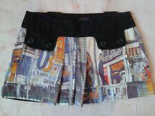 Falda Custo Barcelona Skirt  S