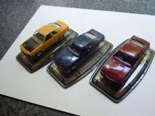 3 RARE OPEL MANTA A Models by Pilen or Artec in 1:43 with Original Box E
