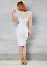 Stop Staring! Twilight dress Modcloth Film Noir Fatale white pinup wedding dress