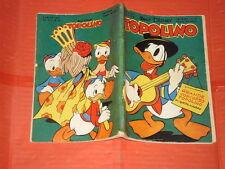 WALT DISNEY TOPOLINO libretto n° 26- originale mondadori-1951-numero raro 1 ediz