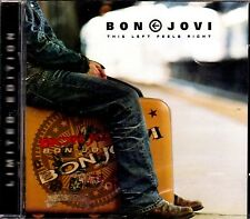 CD - bon Jovi - this links- feels rechts