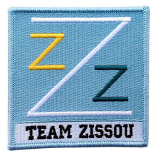 Team Zissou Logo Patch The Life Aquatic Embroidered Iron / Sew on Badge Aufnäher