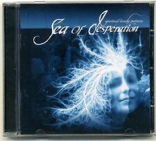 SEA OF DESPERATION-SPIRITUAL LONELY PATTERN-CD-death-doom-harmahis