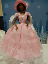 Barbie Doll Clothes - Pink Outfit with dress,shoes,hat, necklace and bracelet
