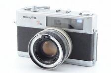 Minolta HI-MATIC 7s w/45mm F1.8 Lens 6150