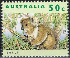 Australia Fauna Famous Koala stamp 1992 MNH