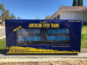 NEAR MINT BOXED AMERICAN FLYER #48815 NEEDHAM PACKING COMPANY REEFER