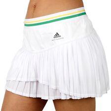 NWT Adidas D82317 Stella McCartney Barricade Tennis Skort Running Golf White 40L