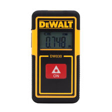 NEW! DEWALT Pocket Laser Tape Measure DW030PL