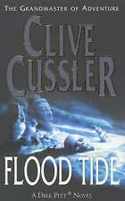 Flood Tide by Clive Cussler, Book, New Paperback