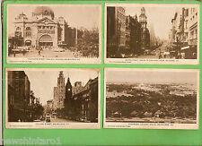 #N. 10 POSTCARDS - MELBOURNE, 1930s/1940s