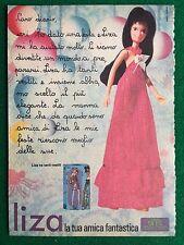 VV17 Pubblicità Advertising Clipping 19x13 cm (1974) LIZA BAMBOLA EFFE
