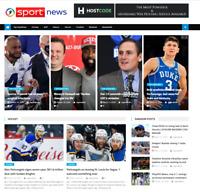 Turnkey Automated sports news Affiliate website Free Hosting / Setup