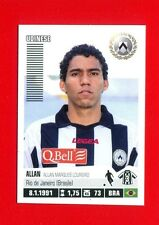 CALCIATORI Panini 2012-2013 13 -Figurina-sticker n. 481 - ALLAN -UDINESE-New