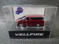TOYOTA VELLFIRE Mini Car Deep Red LED Key Holder Not sold in stores