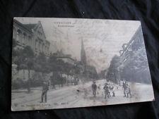 AK Hannover Bödekerstrasse 1905