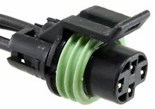 Oil Pressure Switch Connector-VIN: K Wells 433