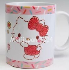 Hello Kitty cute with candy sprinkles mug  11 oz cup Original design US Seller