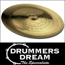 """Paiste Signature 18"""" Heavy China Cymbal Amazing Deal Save Off RRP $699.00"""