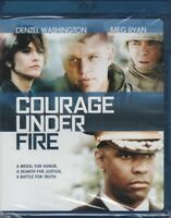 Courage Under Fire (Blu-ray Disc, 2010)Denzel Washington, Meg Ryan