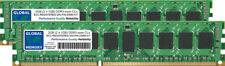 2GB 2x1GB DDR3 800/1066/1333MHz 240-PIN ECC REGISTERED RDIMM SERVER RAM KIT