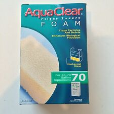 Hagen AquaClear Filter Insert Foam Sponge Cartridge 40-70 Aqua Clear 300 A-618