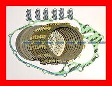 DISCHI FRIZIONE COMPLETI + GUARNIZIONE YAMAHA TT 600R TTE 1984-03 F1838AC +MOLLE