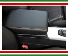 BRACCIOLO PREMIUM per BMW 1 F20 - F21 in SIMILPELLE NERA -vedi  tappeti-@