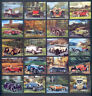 OLDTIMER AUTOMOBILES, 3-D STAMPS FROM BHUTAN, FULL SET, MINT NEVER HINGED!