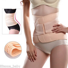 Postpartum Postnatal Post Pregnancy Support Belt, Belly Band Belly Wrap