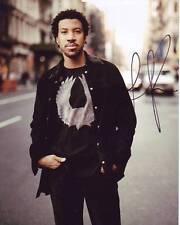 Lionel Richie Signed Autographed 8x10 Photograph