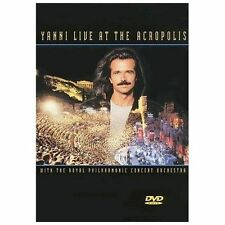 NEW -- Yanni - Live at the Acropolis (DVD, 2000)