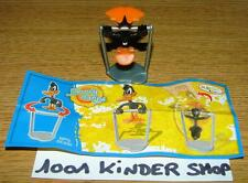 KINDER DC230 DC 230 LOONEY TOONS TUNES SHOW DAFFY DUCK + BPZ