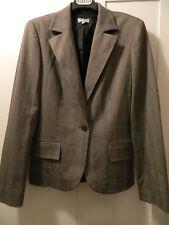 Giacca blazer grigia NAF NAF grey smart jacket IT40 EU36 UK8