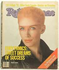 ROLLING STONE MAGAZINE ISSUE 405 ANNIE LENNOX EURYTHMICS MARCH 1988 VERY RARE!!!