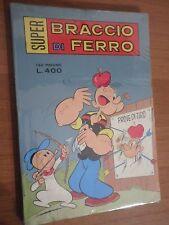 Super BRACCIO di FERRO N 56 Grafica Editoriale METRO  stato Ottimo di Busta   L